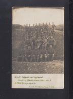 KuK AK Inf. Reg. Hoch-u. Deutschmeister Nr. 4 2. Feldkompagnie 1917 - Weltkrieg 1914-18