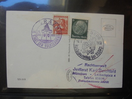 3eme REICH 1938 - Covers & Documents