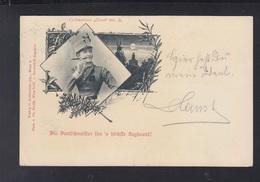 KuK AK Inf. Reg. Hoch-u. Deutschmeister Nr. 4 1898 - Weltkrieg 1914-18