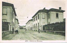 ASTI - VILLETTE DEI FERROVIERI - - Asti