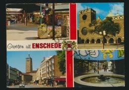 Enschede  [AA45 1.519 - (gelopen Met Pz) - Nederland