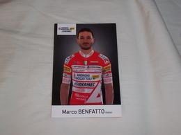 Marco Benfatto - Androni Giocattoli Sidermec - 2019 - Radsport