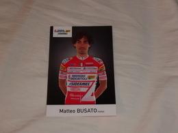 Matteo Busato - Androni Giocattoli Sidermec - 2019 - Radsport