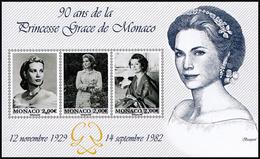 Monaco 2019 - 90 Ans De La Princesse Grace De Monaco ** - Monaco