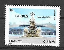 France 2019 - Yv N° 5335 ** - Tarbes - France