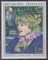 1964 - Oeuvres D'art - Peinture Impressionniste - FRANCE - Toulouse Lautrec : La Serveuse Anglaise Du Star - N° 1426 ** - France