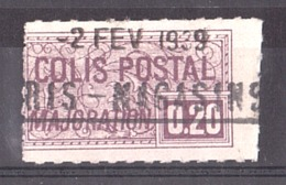 1938 - Colis Postaux N°159 - Type I - Percé En Lignes - Neufs