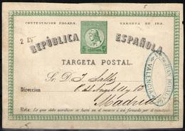 España  Nº 5. Año 1873/4 - 1850-1931