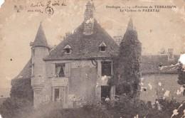ENVIRONS  DE  TERRASSON ,,,,LE  CHATEAU  DE PAZAYAC ,,,,voyage - France