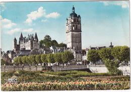 Loches - La Tour Saint-Antoine. Le Chateau Royal - (Indre-et-Loire) - Loches
