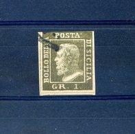 Italie / Sicille - N°19 Oblitéré - Cote 110€ - (W1233) - Sicilia