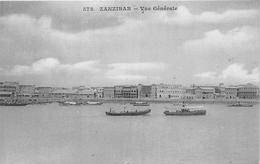 ¤¤  -  TANZANIE  -  ZANZIBAR  -  Vue Générale    -   ¤¤ - Tanzania