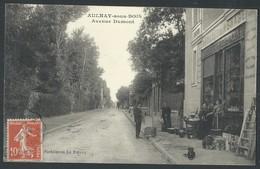 CPA Aulnay-sous-Bois  Avenue Dumont - Aulnay Sous Bois