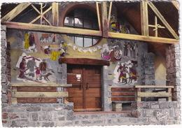 Valberg (alt. 1700 M.) - Sanctuaire De Notre-Dame Des Neiges - Le Porché (Fresque De Cassarini) - Vence
