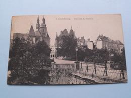 Descente De CLAUSEN ( Maison De ....P. H..... ) Anno 19?? ( Voir Photo ) ! - Lussemburgo - Città