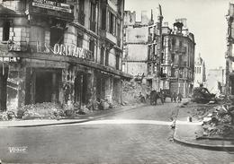 45   ORLEANS   1941    QUARTIER  DES  HALLES - Orleans