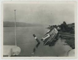 (Bateaux) Sauvetage Du S/S Tabora . Libila , Congo , 1936 . Paquebot . 22 Photos . - Bateaux