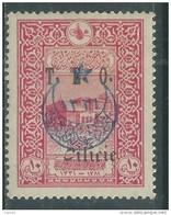 Cilicie N° 63 X  10  Pa Rose , Trace De Charnière Sinon  TB - Cilicia (1919-1921)