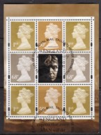 Great Britain 2005 Battle Of Trafalgar Booklet Pane Used - 1952-.... (Elizabeth II)