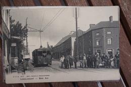 CPA - Lodelinsart - Bon Air - D.V.D 9412 - Tram - Tramway - Charleroi