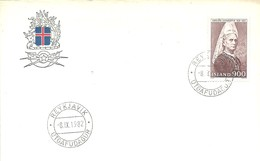 FDC 1982 - FDC