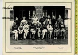 Od 161 - Photo De L'école - LYCEE MIXTE A. RIBOT - SAINT OMER - 1969-1970 - Personnes Anonymes
