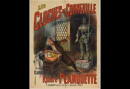 @@@ MAGNET - Les Cloches De Corneville - Publicitaires