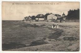 44 - PIRIAC - Pointe Saint-Michel Et Grande Plage Du Lehn - FC 125 - Piriac Sur Mer
