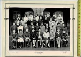 Od 163 - Photo De L'école - LYCEE ALEXANDRE . RIBOT - SAINT OMER - 1963 -1964 - Personnes Anonymes