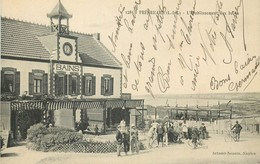44-PREFAILLES-L'Etablissement Des Bains ... Animé - Préfailles