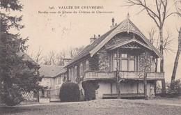 396   CHEVREUSE  D 78  RENDEZ VOUS DE CHASSE DU CHATEAU DE CHEVINCOURT - Chevreuse