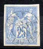 COLONIES GENERALES - YT N° 36 - Cote: 10,00 € - - Sage