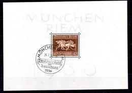 Hoja Bloque De Alemania Imperio N ºMichel 4 (o) Valor Catálogo 18.0€ - Deutschland