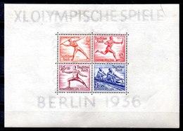Hoja Bloque De Alemania Imperio N ºMichel 6 * Valor Catálogo 54.0€ - Deutschland