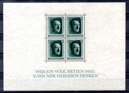Hoja Bloque De Alemania Imperio N ºMichel 7 ** Valor Catálogo 70.0€ - Deutschland