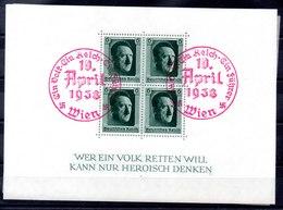 Hoja Bloque De Alemania Imperio N ºMichel 7 (o) Valor Catálogo 18.0€ - Deutschland