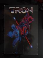 TRON Movie Film Carte Postale - Cinema