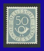 1952 - Alemania - Sc. 681 - MLH - AL- 30 - Verano 1924: Paris