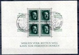 Hoja Bloque De Alemania Imperio N ºMichel 11 (o) Valor Catálogo 60.0€ - Deutschland