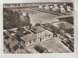 CPSM CHEVANNES (Essonne) - En Avion Au-dessus De.........la Mairie - Autres Communes