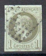 COLONIES GENERALES - YT N° 7 - Cote: 90,00 € - Napoléon III.