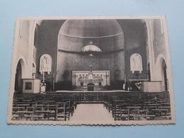 BERCHEM O.L.Vrouw Middelares En H. Lodewijk Parochiekerk ( Thill ) Anno 19?? ( Zie Photo ) ! - Antwerpen