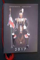 Reggimento Corazzieri ( Carabinieri )- Calendario 2017 - Kalenders