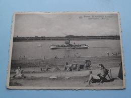 Booten FLANDRIA Bateaux DOEL / TEMSCHE - TAMISE ( Bureau Sanderusstr. ) ( Albert - A. Dohmen ) Anno 19?? ( Zie Photo ) ! - Antwerpen