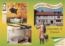 Nordhausen/Leimbach, Waldhaus Obergrasmühle Ngl #G1265 - Deutschland