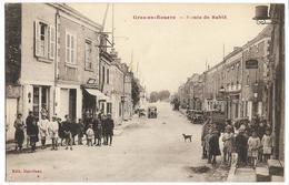 GREZ-en-BOUERE Route De Sablé Ed. Marolleau, Envoi 1933 - France