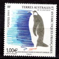 TAAF - 2015 - TERRE AUSTRALIANE E ANTARTICO FRANC. -  Mi. Nr.  884 - NH - (CW4755.35) - Terre Australi E Antartiche Francesi (TAAF)