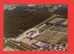 37 CHATEAU DE VILLANDRY  Vue Aérienne  Photo E.C.P. ARMEES - Lugares