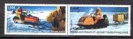 TAAF - 2015 - TERRE AUSTRALIANE E ANTARTICO FRANC. -  Mi. Nr.  876/877 - NH - (CW4755.35) - Terre Australi E Antartiche Francesi (TAAF)