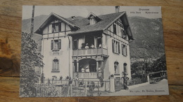 SUISSE : BRUNNEN : Villa Deck, Wylerstrasse  ……… MQ-3324 - Altri